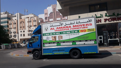 Al Amana Movers & Packers
