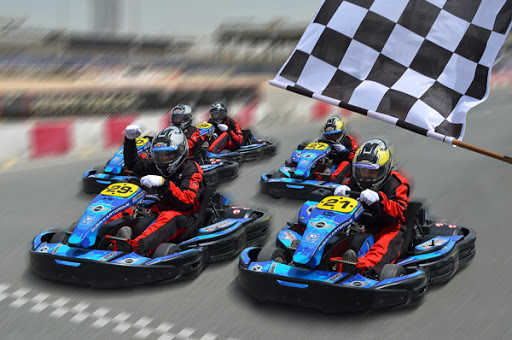 Dubai Outdoor Kartdrome