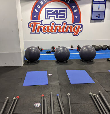 F45 Training Dubai Marina