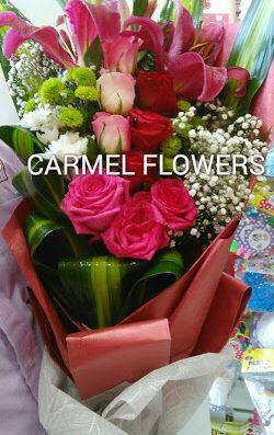 Flower delivery Shop Dubai - CARMEL FLOWERS