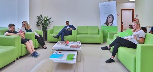 HealthPlus Family Clinic - Al Bandar
