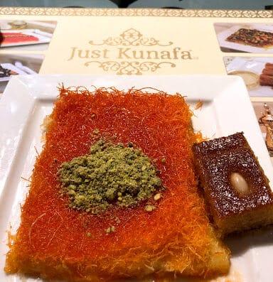 Just Kunafa