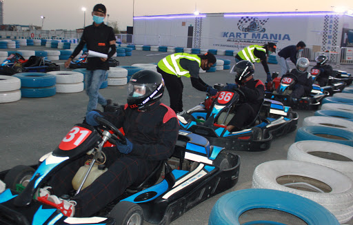 Kart Mania Sport Tracks