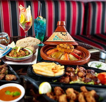 Ornina Arabian Lounge