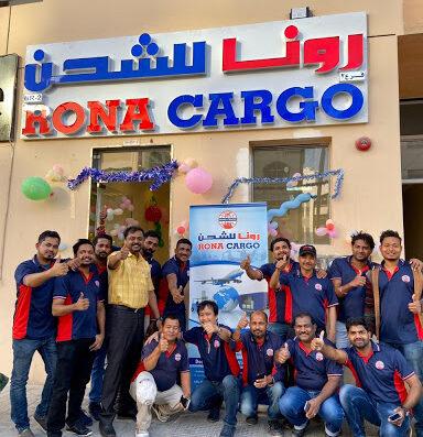 Rona Cargo | Cargo Service in Abu Dhabi