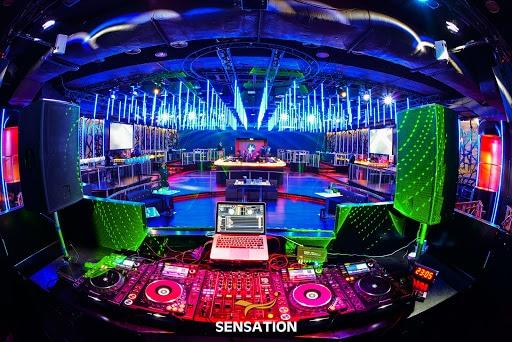 Sensation Club - One of the Best Nightclubs in Dubai