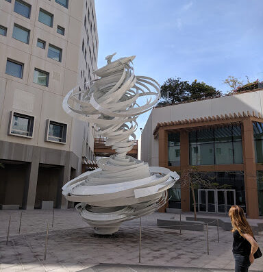 The Art Gallery at NYU Abu Dhabi