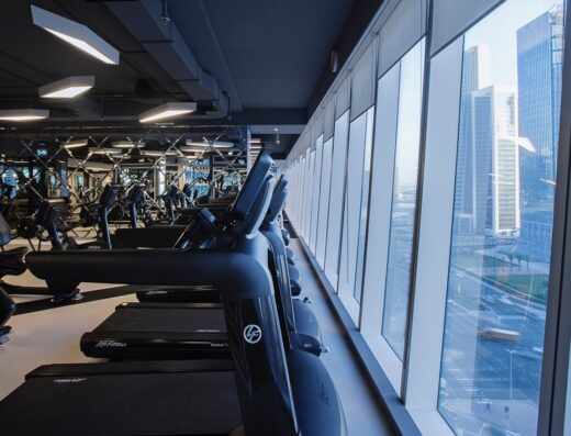 The Gym dubai