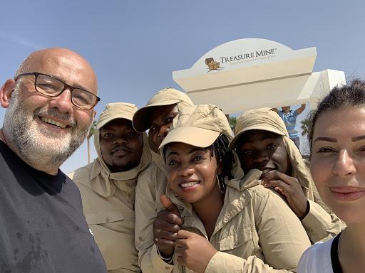 Treasure Mine-Dubai Kite Beach