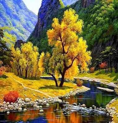 Shaheen Landscape