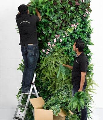 Siji Green House Dubai Showroom