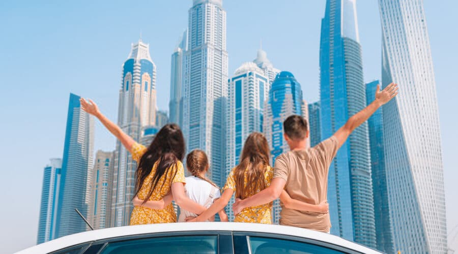Dubai with Kids – 10+ Best TOURS and THINGS TO DO