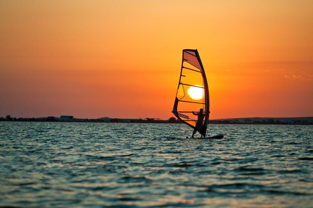 outdoor activities in dubai wind Surfing